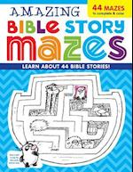 Amazing Bible Story Mazes (Im Learning the Bible Activity Book)