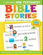 I Can Read New Testament Bible Stories (I Can Read)