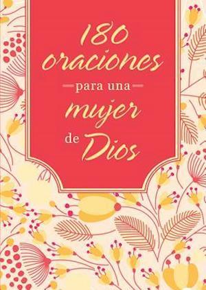 Bog, paperback 180 Oraciones Para La Mujer De Dios af Compiled by Barbour Staff