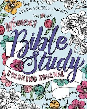 Bog, paperback Women's Bible Study Coloring Journal af Jessie Fioritto