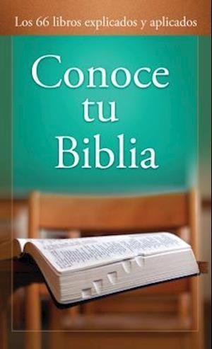Conoce Tu Biblia
