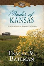 Brides of Kansas (50 States of Love)