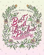 Best Loved Psalms Coloring Book (Color Yourself Inspired)