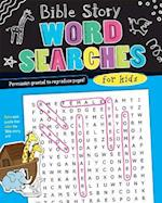 Bible Story Word Searches for Kids (Im Learning the Bible Activity Book)