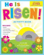 He Is Risen! (Im Learning the Bible Activity Book)