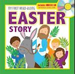 My First Read-Along Easter Story (Lets Share a Story)