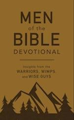 Men of the Bible Devotional