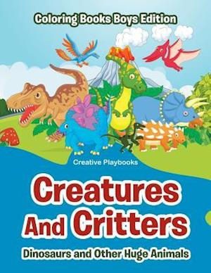 Bog, paperback Creatures and Critters af Creative Playbooks