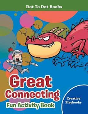 Bog, paperback Great Connecting Fun Activity Book - Dot to Dot Books af Creative Playbooks