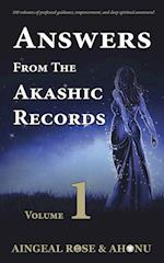Answers from the Akashic Records - Vol 1 (Answers from the Akashic Records, nr. 1)