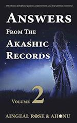 Answers from the Akashic Records - Vol 2 (Answers from the Akashic Records, nr. 2)