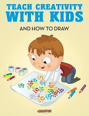 Teach Creativity With Kids Activity Book