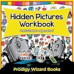 Hidden Pictures Workbook | PreK-Grade 1 - Ages 4 to 7