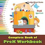 Complete Book of PreK Workbook | PreK - Ages 4 to 5 af Prodigy Wizard