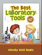The Best Laboratory Tools Coloring Book