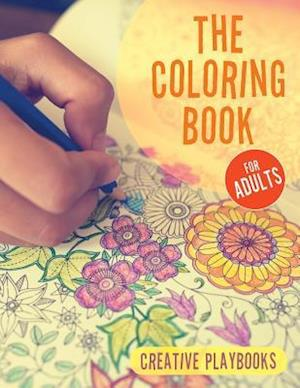 Bog, hæftet The Coloring Book for Adults af Creative Playbooks