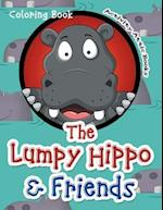 The Lumpy Hippo & Friends Coloring Book