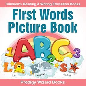 Bog, paperback First Words Picture Book af Prodigy Wizard Books