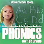 Phonics for 1St Grade : Children's Reading & Writing Education Books