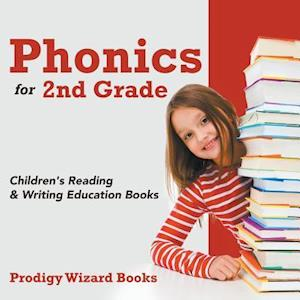 Bog, paperback Phonics for 2nd Grade af Prodigy Wizard Books