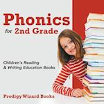 Phonics for 2Nd Grade : Children's Reading & Writing Education Books