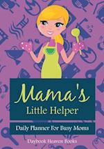 Mama's Little Helper af Daybook Heaven Books