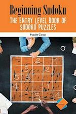 Beginning Sudoku: The Entry Level Book of Sudoku Puzzles af Puzzle Coop Books