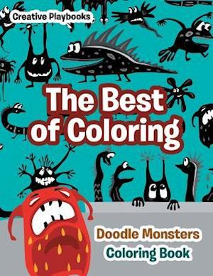 The Best of Coloring: Doodle Monsters Coloring Book