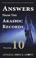 Answers from the Akashic Records - Vol 10 (Answers from the Akashic Records, nr. 10)