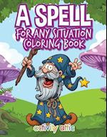 A Spell for Any Situation Coloring Book