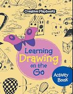 Learning Drawing on the Go Activity Book