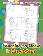 Learning to Draw in Easy Steps Activity Book