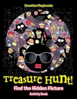 Treasure Hunt! Find the Hidden Picture Activity Book