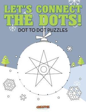 Bog, paperback Let's Connect the Dots! Dot to Dot Puzzles