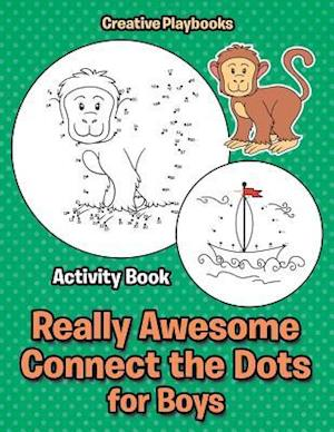 Bog, paperback Really Awesome Connect the Dots for Boys Activity Book