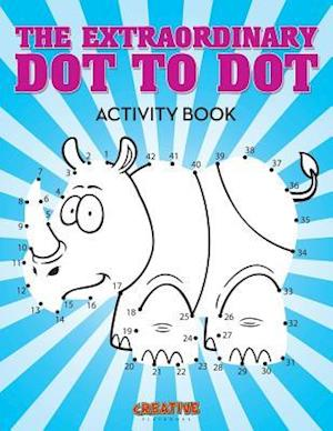 Bog, hæftet The Extraordinary Dot to Dot Activity Book af Creative Playbooks