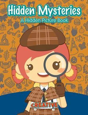 Bog, hæftet Hidden Mysteries: A Hidden Picture Book af Creative Playbooks