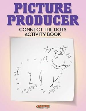 Bog, hæftet Picture Producer: Connect the Dots Activity Book af Creative Playbooks
