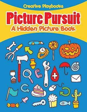 Bog, hæftet Picture Pursuit: A Hidden Picture Book af Creative Playbooks