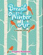 Breath of Winter Air Coloring Book