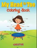 My Head to Toe Coloring Book
