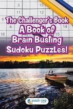 The Challenger's Book af Puzzle Coop