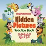 Hidden Pictures Practice Book | PreK-Grade K - Ages 4 to 6