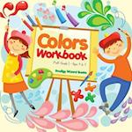 Colors Workbook Prek-Grade 1 - Ages 4 to 7 af Prodigy Wizard