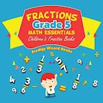 Fractions Grade 5 Math Essentials