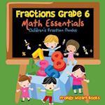 Fractions Grade 6 Math Essentials