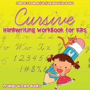 Bog, paperback Cursive Handwriting Workbook for Kids af Prodigy Wizard Books
