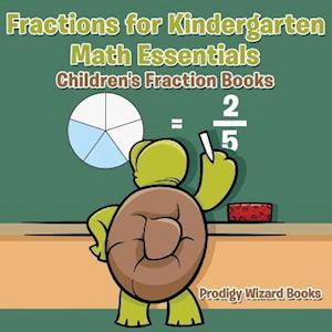 Bog, paperback Fractions for Kindergarten Math Essentials af Prodigy Wizard Books