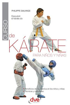 Curso de karate para ninos af Philippe Sauvage