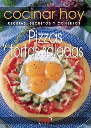 Pizzas y tortas saladas af Enrico Medail